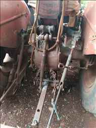 MASSEY FERGUSON MF 50  1975/1975 Aquy Tratores